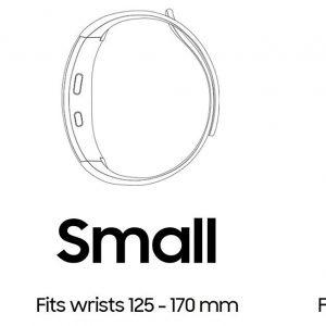 Samsung Gear Fit2 Smartwatch Large, Black | Leversage