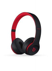 Black - Solo3 Wireless Over-Ear Headphones | Leversage.com